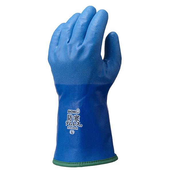 【マラソン期間中ポイント3倍】 ショーワグローブ 【防寒手袋】No282防寒テムレス Lサイズ 1双