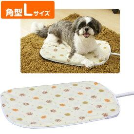 【キャッシュレス5%還元】 ペット用ホットカーペット Lサイズ 角型 PHK-L アイリスオーヤマ(株)