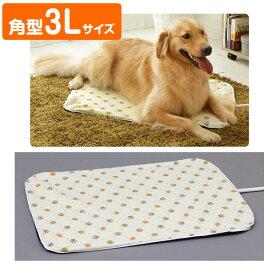 【送料込み】 ペット用ホットカーペット 3Lサイズ 角型 PHK-3L アイリスオーヤマ(株)