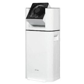 【スーパーSALE期間P5倍】【キャッシュレス5%還元】 アイリスオーヤマ 衣類乾燥除湿機 スピード乾燥 サーキュレーター機能付 デシカント式 ホワイト IJD-I50