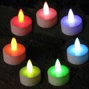 ガーデニング LED キャンドルライト【7色に変化】(12466)