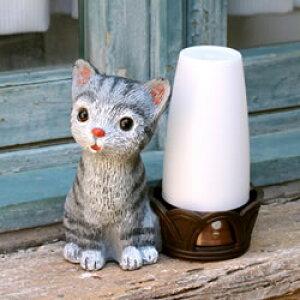 室内用 人感 センサーライト キャット 猫(SR-5003)