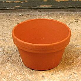 テラコッタ プランター ミニ 陶器鉢(SAG10-0)