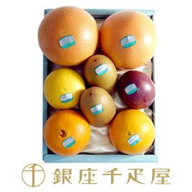 銀座千疋屋特選 【感謝の気持ち】季節の果物詰合せ : 千疋屋 フルーツ ギフト 内祝い お中元