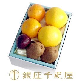 [母の日]銀座千疋屋特選 【感謝の気持ち】季節の果物詰合せ : 千疋屋 フルーツ ギフト 内祝い 母の日