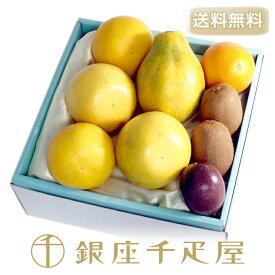 送料無料 銀座千疋屋特選 【感謝の気持ち】季節の果物詰合 : 千疋屋 フルーツ ギフト 内祝い 母の日
