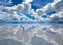【3000P】【世界の絶景】ウユニ塩湖−ボリビア