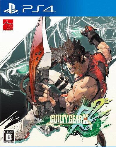 【PS4】ギルティギア イグザード レヴ2