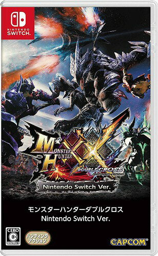 【Switch】モンスターハンターダブルクロス Nintendo Switch Ver.