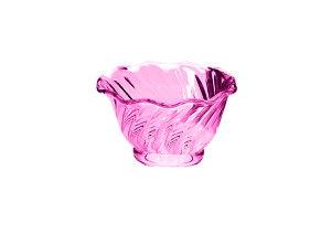 デザートカップ 5oz パープルAS樹脂製 樹脂製 プラスチック製 業務用 割れにくい 食洗機可