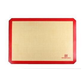 【PLBM1216S】耐熱シリコンベーキングマット 1/2 天板適用