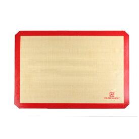 【PLBM1520S】耐熱シリコンベーキングマット 2/3 天板適用