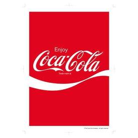 【最大70%OFFタイムセール開催中】コカコーラ グッズ アメリカン雑貨 台紙付きポスター COCA COLA/Enjoy-HS0493