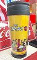 Disneyミッキー&ミニーステンレスボトルタンブラー水筒-OK0002