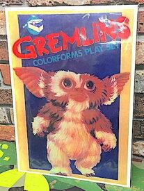 グレムリン ギズモ グッズ アメリカン雑貨 台紙付きポスター 壁飾り-LA0021