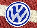 【送料無料】アメリカン雑貨 ワーゲン Volkswagen ワッペン アップリケ アイロンパッチ ファッション小物 カスタマイズ