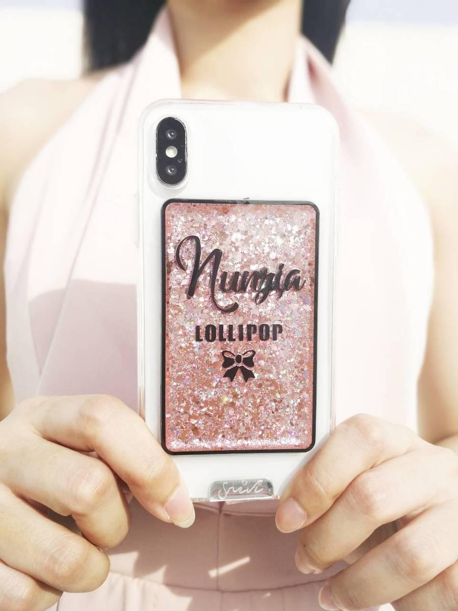 送料無料! srivi(シービー) shine for me-pink  オリジナルカスタム携帯ケース★ モバイルケース スマホケース 対応機種が豊富です iPhone Plus iPhoneX