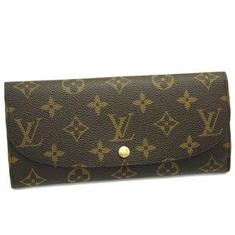 루이비통 지갑 LOUIS VUITTON 모노 그램 M60460 ポルトフォイユルイーズ 장 지갑