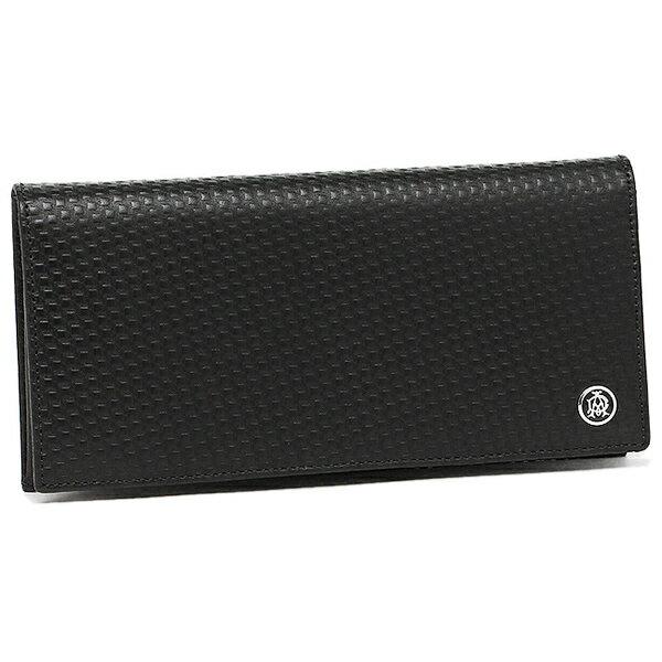 ダンヒル 財布 メンズ DUNHILL L2V312A MICRO D-EIGHT 長財布 ブラック