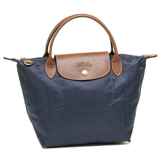 Longchamp tote bags pliage LONGCHAMP 1621 089 556 pliage S folding handbag NAVY Navy