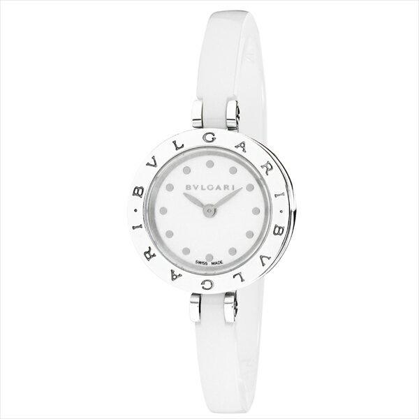 ブルガリ 時計 レディース BVLGARI BZ23WSCC.S B-zero1 ビーゼロワン 腕時計 ウォッチ ホワイト/ホワイト
