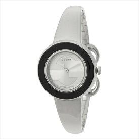 グッチ 時計 レディース GUCCI YA129516-SET-BKBG Uプレイ 腕時計 ウォッチ シルバー/ベージュ