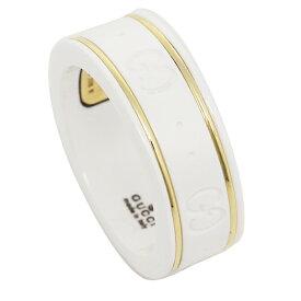 527e87464e6c GUCCI グッチ 指輪 リング アクセサリー レディース グッチ 325964 J85V5 8062 GGアイコンリング アクセサリー 指輪 ホワイト