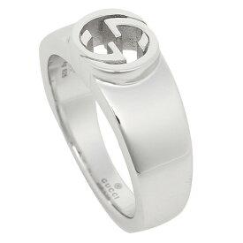 b50d8e936c6f GUCCI グッチ 指輪 リング アクセサリー レディース グッチ 374666 J8400 0702 インターロッキングG 指輪 シルバー