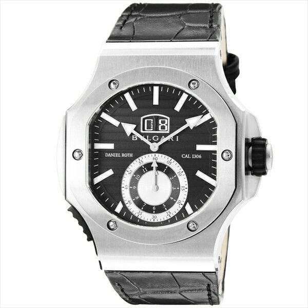 ブルガリ 時計 メンズ BVLGARI BRE56BSLDCHS アンデュレ 自動巻き 腕時計 ウォッチ ブラック【new0617】