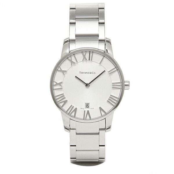 ティファニー 時計 メンズ TIFFANY&Co. Z1800.11.10A21A00A ATLAS DOME アトラス ドーム 腕時計 ウォッチ シルバー/ゴールド