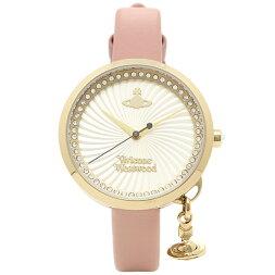 ヴィヴィアンウエストウッド時計レディースVIVIENNEWESTWOODVV139WHPKBOWボウ腕時計ウォッチゴールド/ピンク