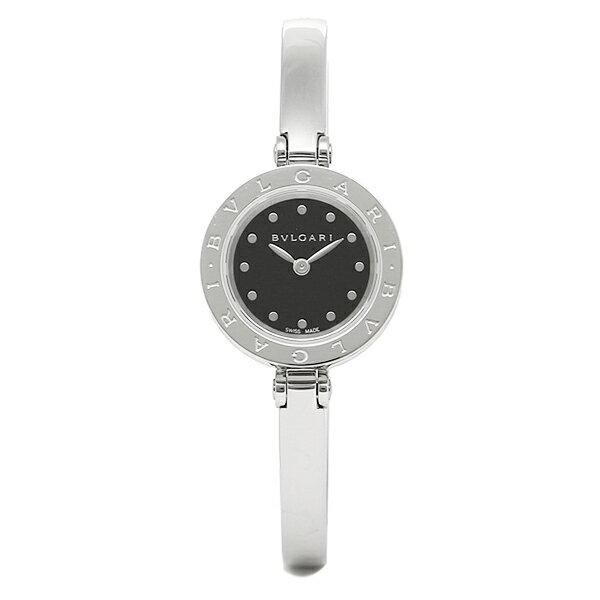 ブルガリ 時計 レディース BVLGARI BZ23BSS.M 102319 B-ZERO1 Mサイズ 腕時計 ウォッチ シルバー/ブラック