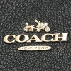 Coach bags outlet COACH F37216 IMBLK pettanko Bull leather Ava Tote Bag Black