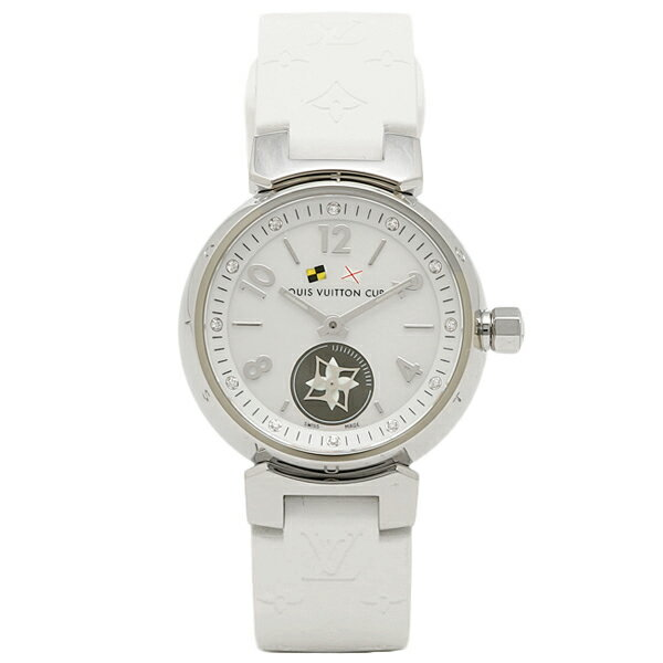 ルイヴィトン 時計 LOUIS VUITTON Q12M00 タンブール ラブリーカップ PM 腕時計 ウォッチ ブロンシュ