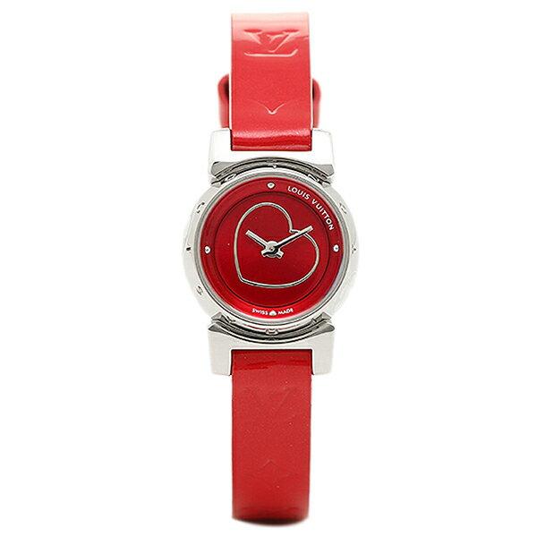 ルイヴィトン 時計 LOUIS VUITTON Q151Z0 タンブール ビジュ 腕時計 ウォッチ クールルージュ