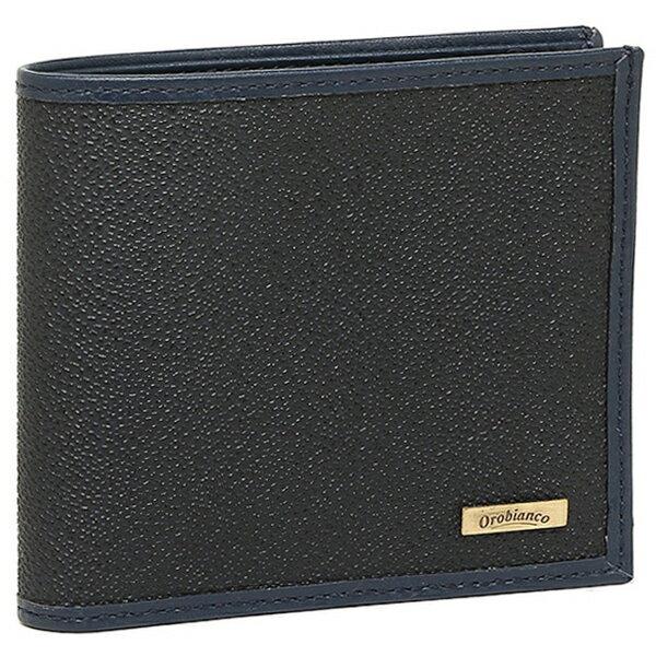 オロビアンコ 財布 OROBIANCO FIRIPPINO-L ST.LOUIS-NOTTE-12 VIT-BLU-SCURO-12 メンズ 二つ折り財布 NOTTE