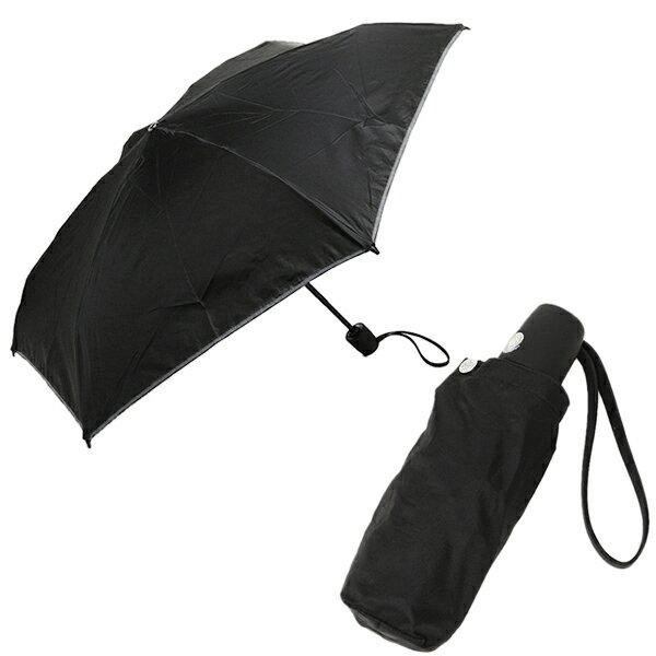 TUMI トゥミ 傘 メンズ 14414 D スモール オートクローズ アンブレラ 折りたたみ傘 BLACK