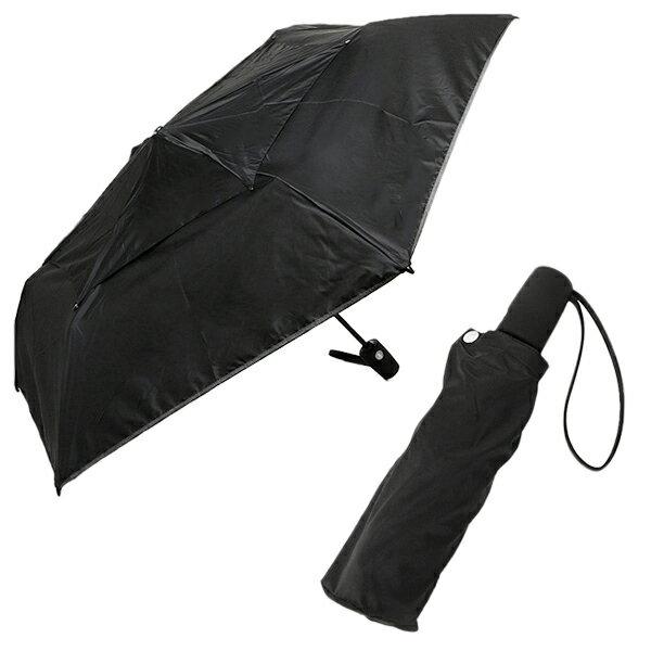 TUMI トゥミ 傘 メンズ 14415 D ミディアム オートクローズ アンブレラ 折りたたみ傘 BLACK