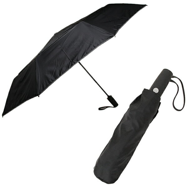 TUMI トゥミ 傘 メンズ 14416 D ラージ オートクローズ アンブレラ 折りたたみ傘 BLACK