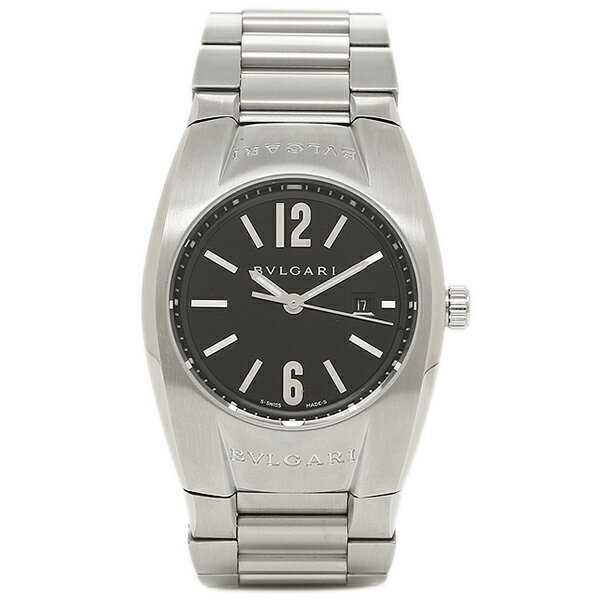 ブルガリ 時計 レディース BVLGARI EG30BSSD エルゴン 腕時計 ウォッチ シルバー/ブラック
