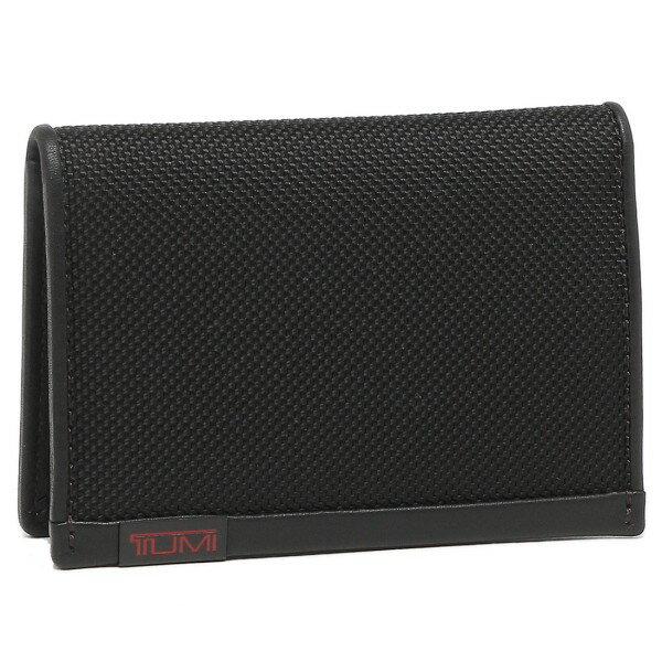 TUMI トゥミ カードケース メンズ 119274 DID ブラック