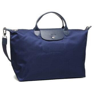 旅行袋袋旅行袋 1630年 578 556 LE PLIAGE 新的手提袋海军 sa0729
