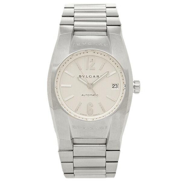 ブルガリ 時計 メンズ BVLGARI EG35C6SSD エルゴン 腕時計 ウォッチ シルバー/ホワイト