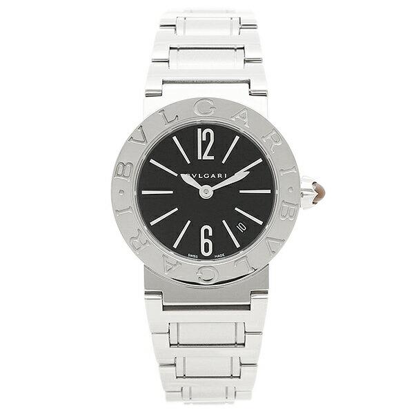 ブルガリ 時計 レディース BVLGARI BBL26BSSD ブルガリブルガリ 腕時計 ウォッチ シルバー/ブラック