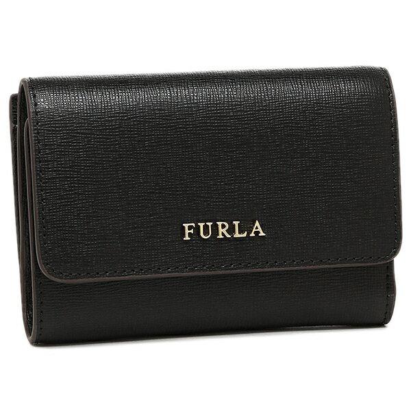 フルラ 折財布 レディース FURLA 872817 PR76 B30 O60 ブラック