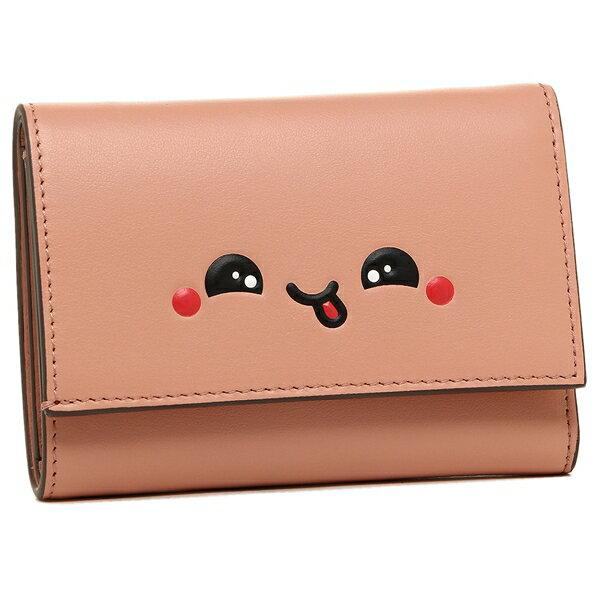 アニヤハインドマーチ 折り財布 ANYA HINDMARCH 5050925938235 ピンク