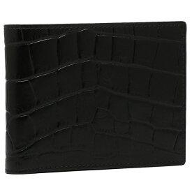 ETTINGER エッティンガー メンズ 折財布 CC141J ブラック