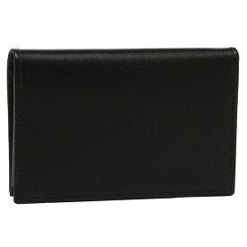 ETTINGER エッティンガー メンズ カードケース ST143JR ブラック パープル