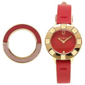 424ce54161be FURLA フルラ 腕時計 レディース R4251109518 899459 ルビーレッド イエローゴールド