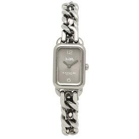 71563f85a342 COACH コーチ 腕時計 レディース 14502771 シルバー グレー
